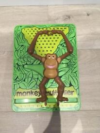 Monkey multiplier for times tables