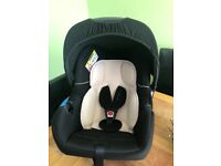 Mothercare baby car seat good condition