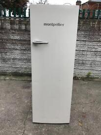 ex display Montpellier fridge. Freezer Very good condition Only £170
