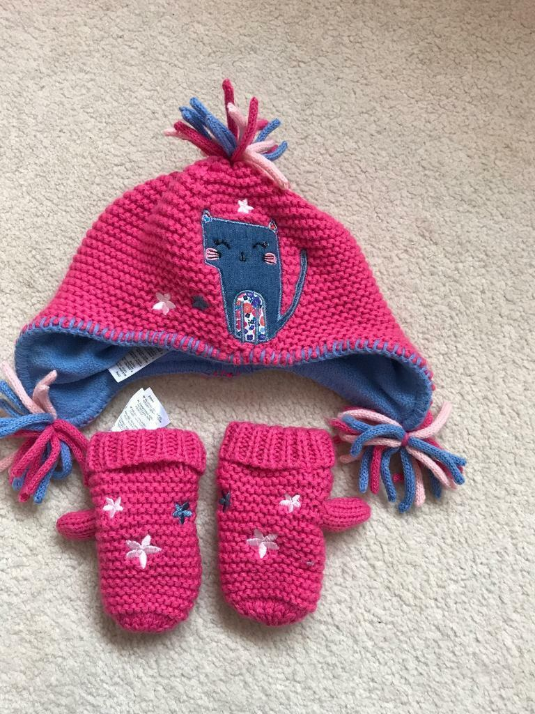 Age 1-2 hat abs gloves