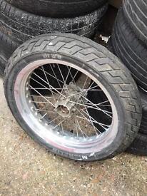 Gilera gsm wheels