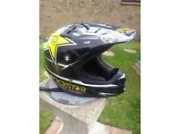 Fox Rockstar V1 Pilot Helmet (kids)