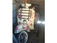 125 cc neco abruzzi moped