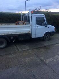 LDV tipper truck