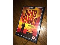 *BRAND NEW* road games DVD
