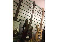 Schecter Omen 5 Bass Guitar