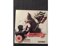 Resident evil,the mercenaries 3D,3ds game