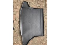 Bought a spare slightly used genuine Lexus boot liner and Matt's suit Lexus 200 H