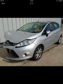2012 Ford Fiesta parts breaking bcg