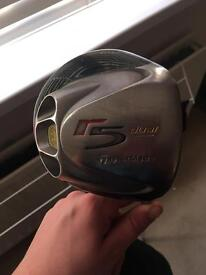R5 duel Taylor made driver golf club