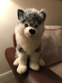 Husky Soft Toy