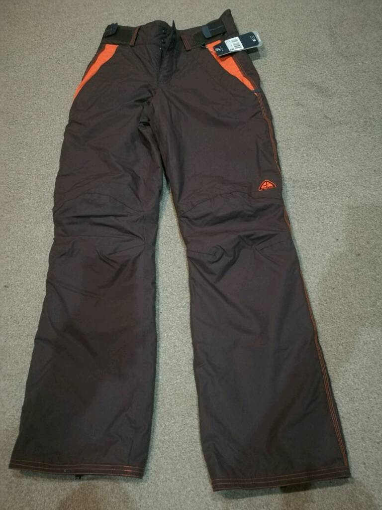 Ladies nike snowboard trousers size XS