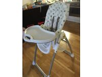 Excellent Baby High Chair