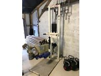 Commercial Powersport Glute Kickback Machine - Weights Gym