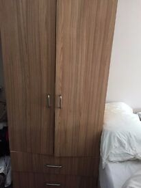 Cupboard with 2 Drawers quick sale