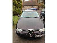Alfa Romeo 156 2.4 JTD diesel estate
