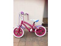 Childs bike 10 inch wheel