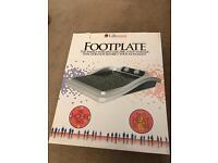 Life max footplate