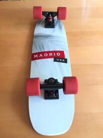 Madrid Skateboard