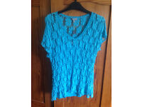 2 Lace Tops - never worn