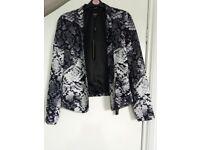 Julian Macdonald blazer jacket