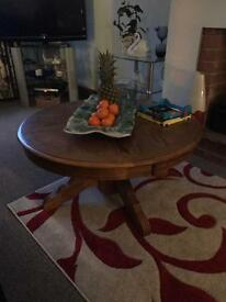 Antique Real Wood Table