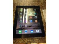 Apple iPad 4th gen 16gb wifi Retina display with 2 month warranty