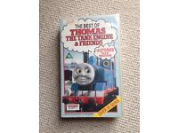 The Best of Thomas the Tank Engine and Friends VHS