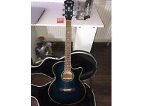 Ibanez Electro Acoustic Guitar (with hard case)
