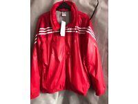 Ladies Adidas jacket bn