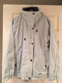 Joules raincoat and gilet set size medium