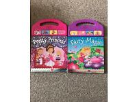 Fairy and Princess Children's Books with sounds