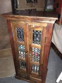 Soild wood DVD cabinet