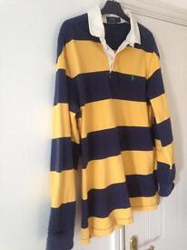 Ralph Lauren ruby polo large