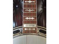 Huber Lexington banjo (2001)