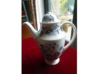 Royal Doulton Nankin Fine China coffee pot