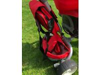 TIGER 6 IN 1 TRIKE - GOOD CONDITION (BABY/TODDLER)