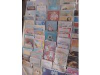 14 Tier birthday card display stand