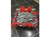 Hand made Little Cat or Puppy Or Small Dog Bed