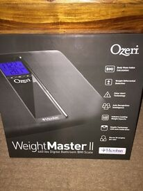 Digital scales by weight master
