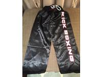 Kickbox trousers