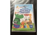 Baby tv my favourite nursery rhymes vol 3 dvd