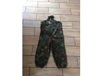 Muddy puddles rain trousers age 5 to 6