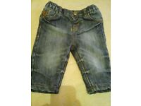 next baby boy jeans