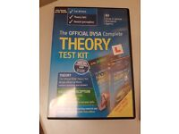 DVLA Official Theory Test Practice - pc disc Perfect for revision