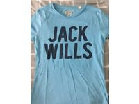 JACK WILLS TSHIRT- BLUE