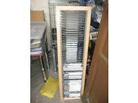 Free-standing DVD or XBOX / Playstation Games rack - £7.50