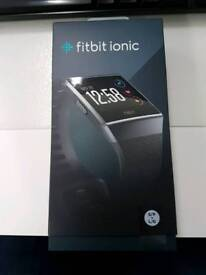 Fitbit Ionic- brand new never opened