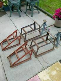 Axle Stands & Ramps