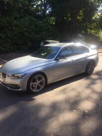 Bmw sport fully loaded show room condition
